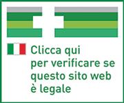 Verifica legalità del sito